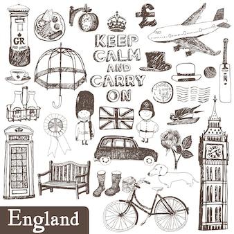 England eingestellt