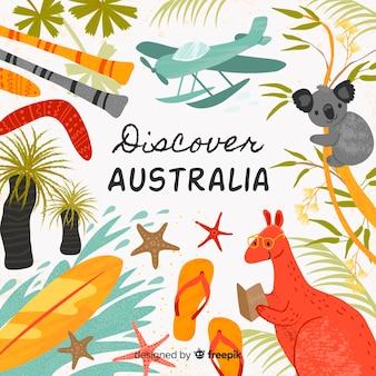 Entdecken sie australien