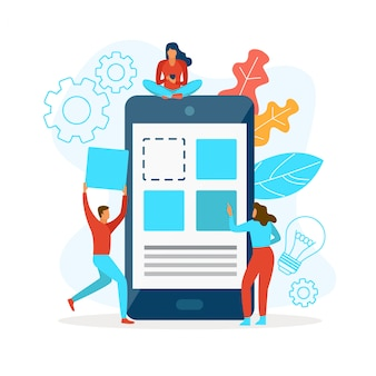 Entwicklung mobiler anwendungen