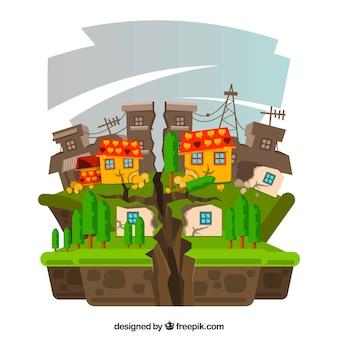 Erdbeben design