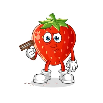 Erdbeer rasieren gesichtsbehaarung