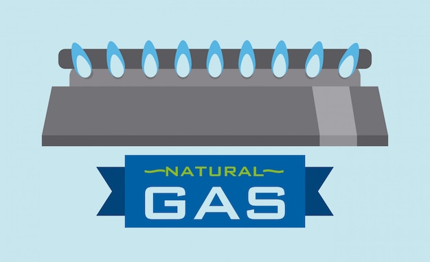 Erdgas design