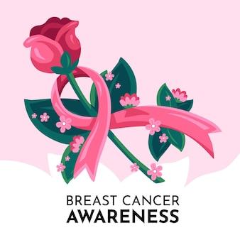 Ereignis des bewusstseinsmonats für brustkrebs