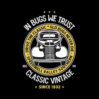 Ereignis-t-shirt club-vorlage, t-shirt-vorlage des alten kriegsfahrzeugs.