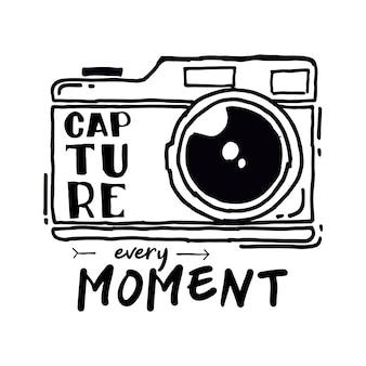 Erfasse jeden moment