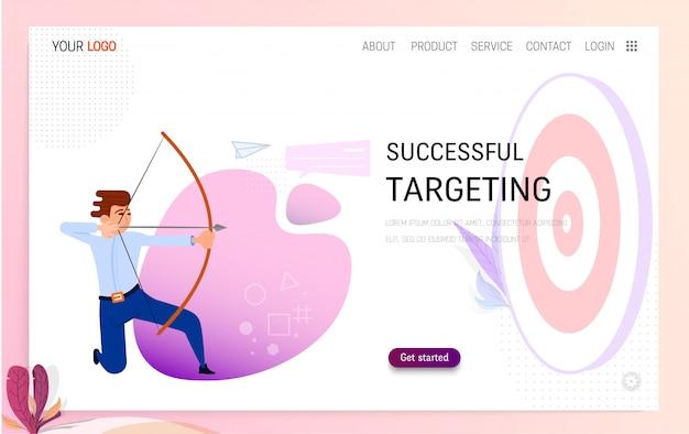 Erfolgreiches targeting-konzept