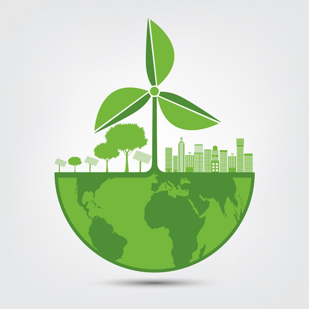 Erneuerbare energie in der welt