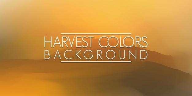 Ernte farben ölgemälde unschärfe künstlerische textur hintergrund herbstsaison