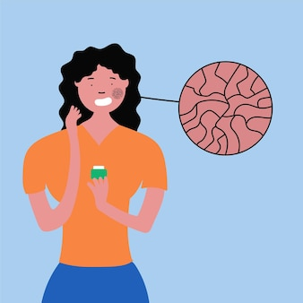 Erstes symptom ekzem psoriasis hauterkrankung