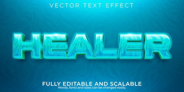 Esport-texteffekt, editierbares spiel und neon-textstil