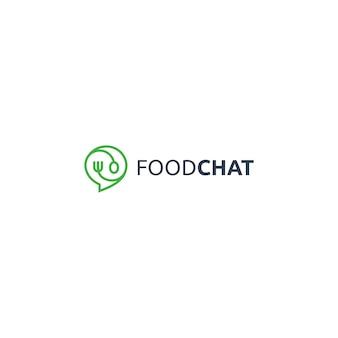 Essen chat-logo