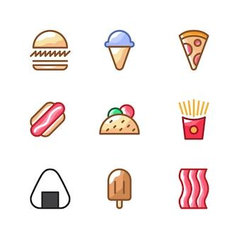 Essen icon set