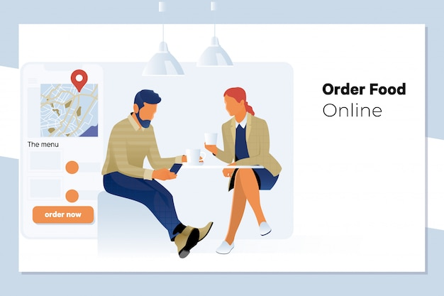 Essen online bestellen
