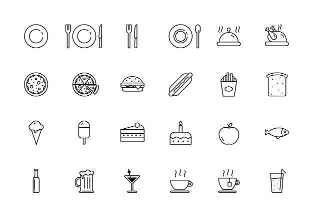 Essen-symbole