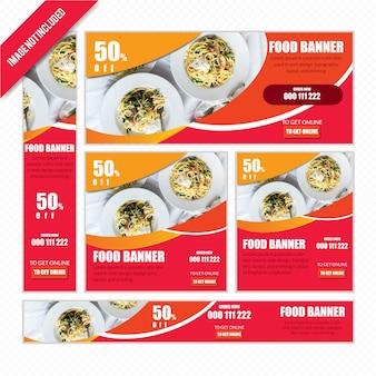 Essen web banner se für restaurant