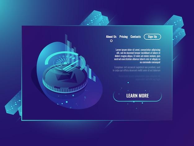 Ethereum kryptowährung, analyse und statistik, blockchain-technologie