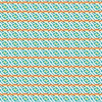 Ethnischer grafikdesign-dekorations-zusammenfassungs-muster-vektor-hintergrund