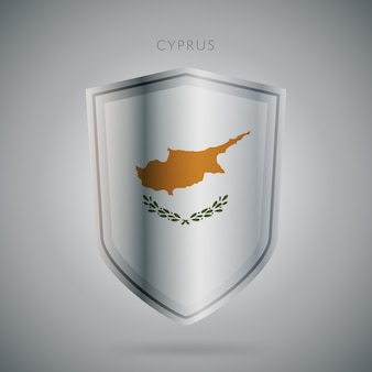 Europa kennzeichnet reihe zypern-ikone.