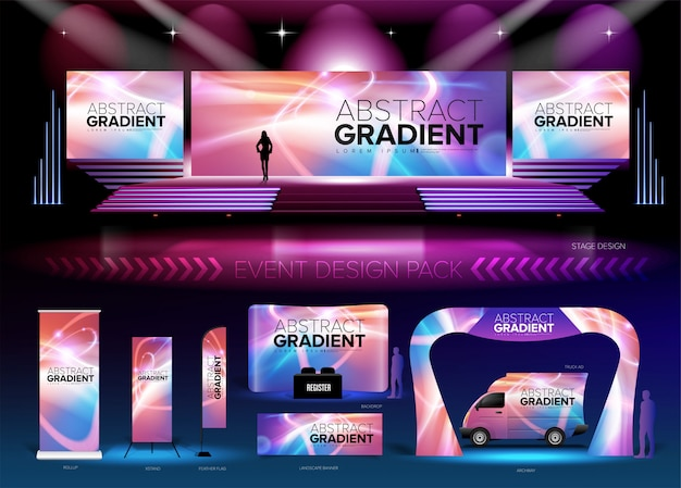 Event design pack