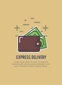 Expressversand-design