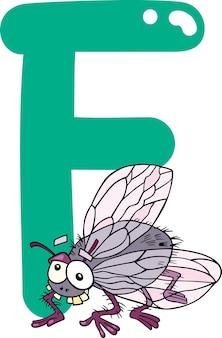 F für die fliege