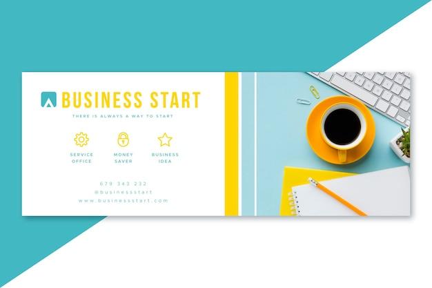 Facebook business cover design