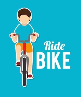 Fahrrad-design.