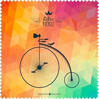 Fahrradfreier illustration