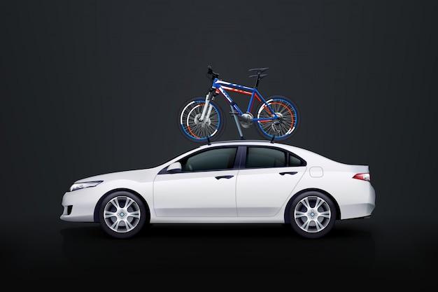 Fahrräder im auto