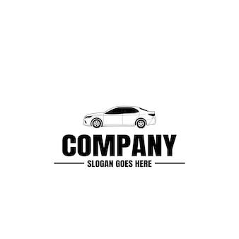 Fahrzeug-logo-vorlage. autoikone für geschäftsdesign. miete, reparatur, werkstattkonzept.