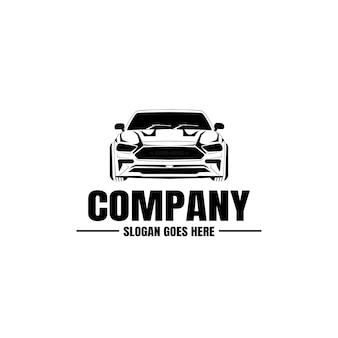 Fahrzeug-logo-vorlage