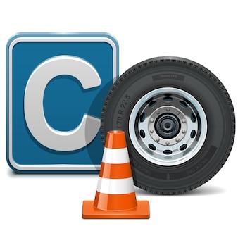 Fahrzeugkategorie c.