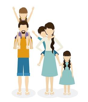 Familien Design
