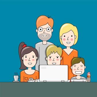 Familienaktivitäten
