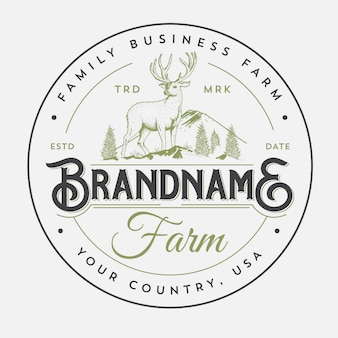 Familienbetrieb logo