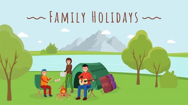 Familiencamping
