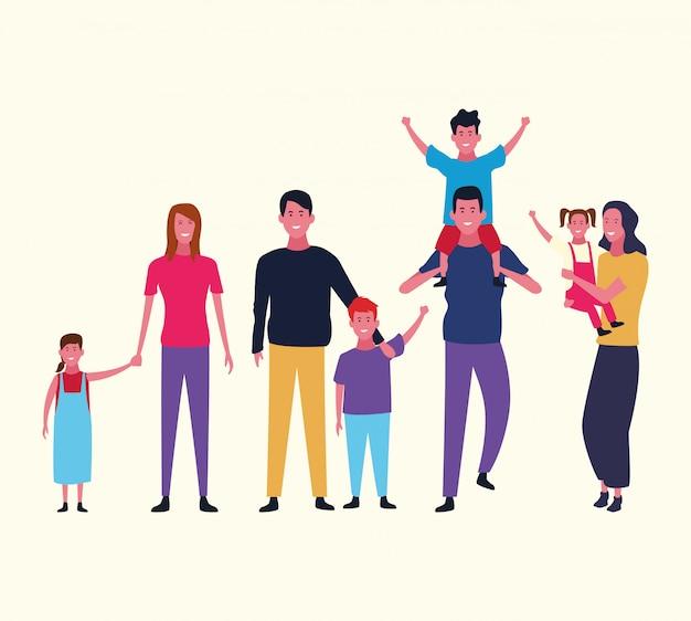 Familiengruppe avatar