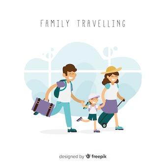 Familienreisen