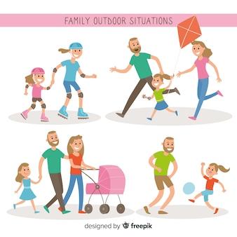 Familiensammlung
