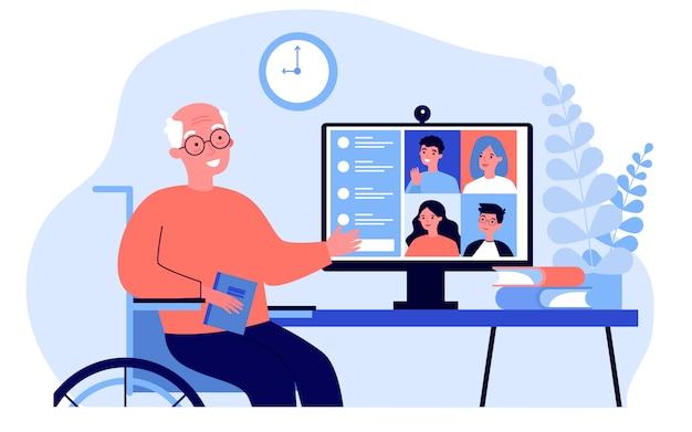 Familientreffen online
