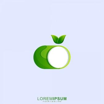 Fantastischer gesundheitsmodus auf logo