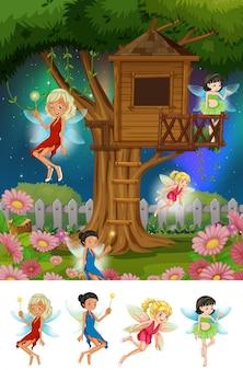 Fantasy märchenland