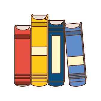 Farbe pädagogische bücher symbolbild