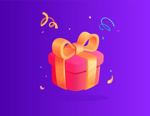 Farbe voll rosa belohnung geschenk-symbol