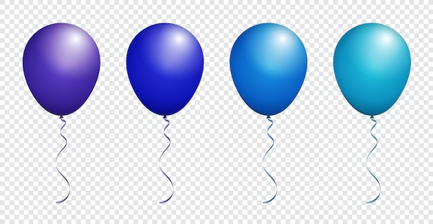 Farbglatter grüner ballon lokalisiert auf weiß