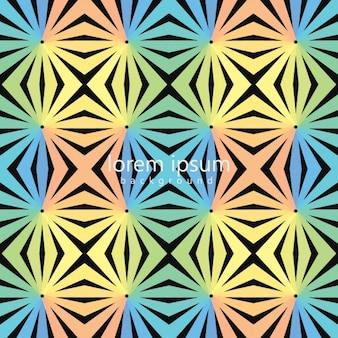 Farbige abstrakte formen hintergrund