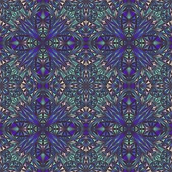 Farbige fractal design-hintergrund