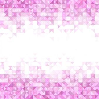 Farbige polygonal hintergrund-design
