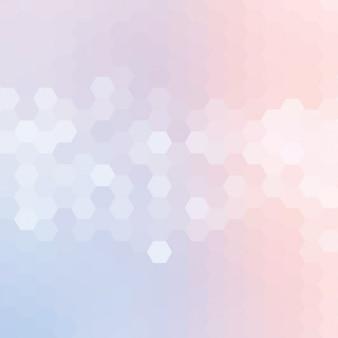 Farbige polygonal hintergrund
