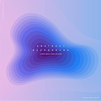 Farbiger abstrakter hintergrund des farbverlaufs pastell
